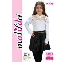 Блузка д/д Matilda арт.10012-1