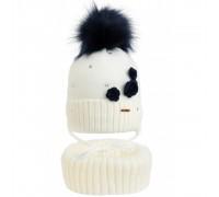 Комплект детский шапка+снуд YAM-20024 (изософт)