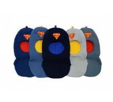 Шлем детский арт.Superman (утеплитель)