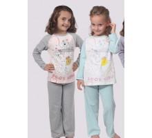 Пижама для девочки 9028