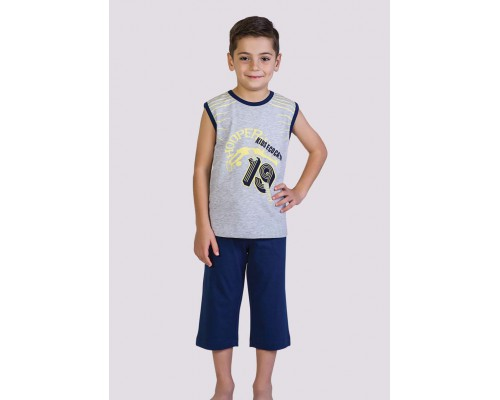 Пижама для мальчика 9081