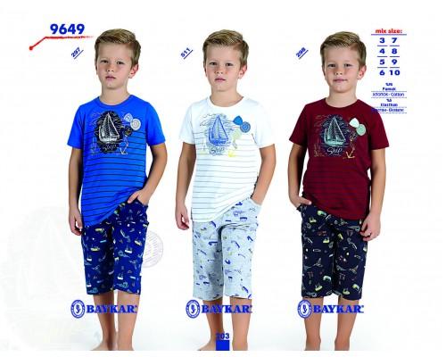 Пижама детская 9649